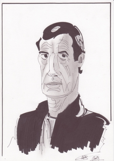 Jean-Paul Belmondo por shark.81